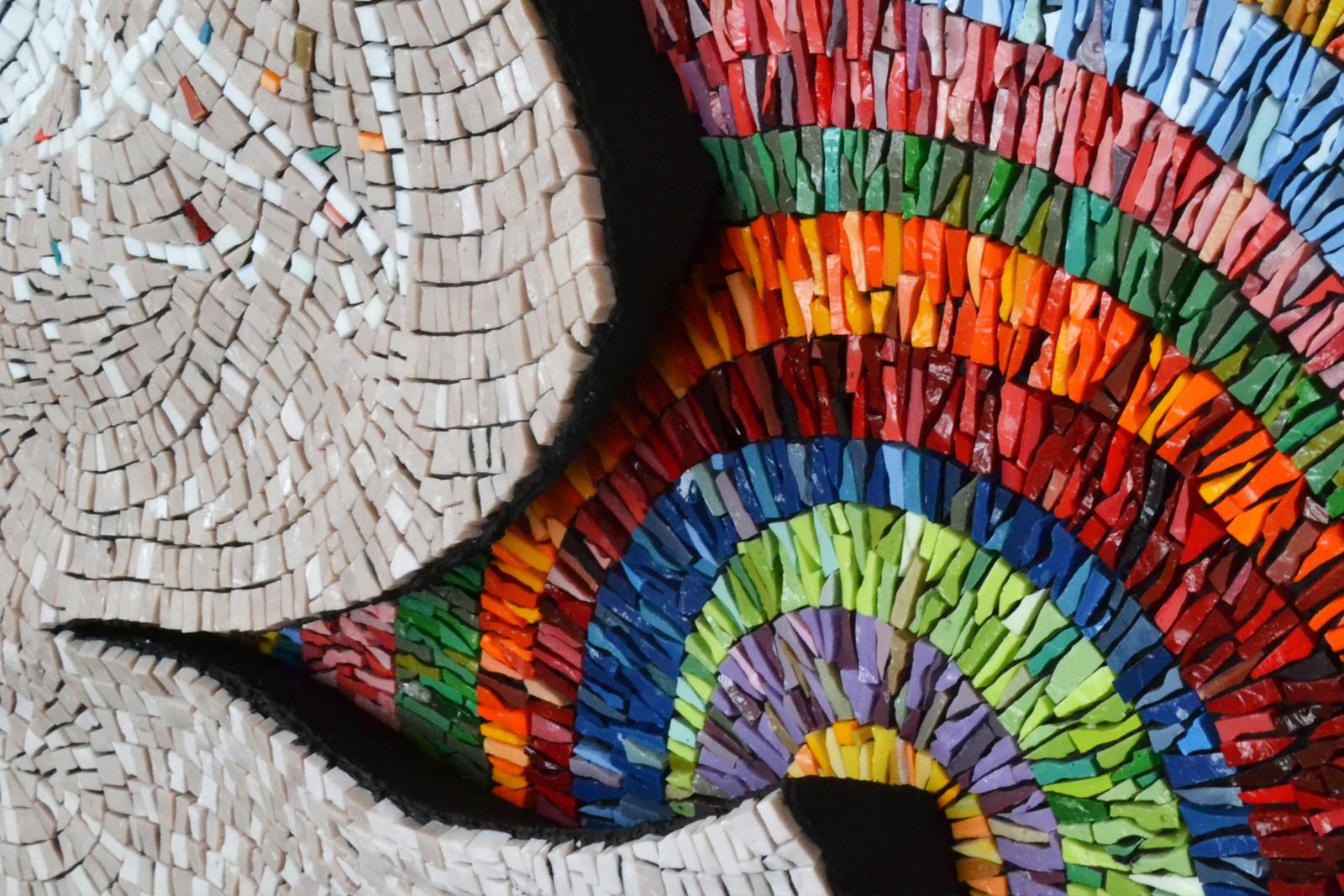 Angela Zimek Mosaik